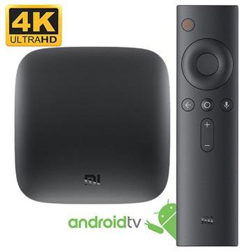 Xiaomi Mi Box Android Multimedia Player 4K UHD Zwart