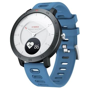 Zeblaze Hybrid OLED Smartwatch met Hartslagmeter Blauw