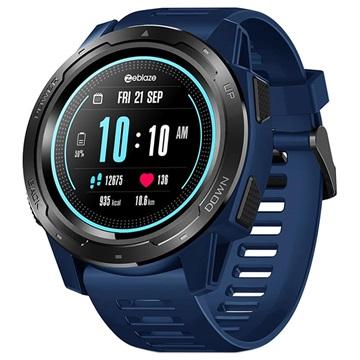 Zeblaze Vibe 5 Sports Smartwatch met Hartslagmeter IP67 Blauw