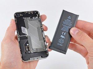 iPhone 4S Batterij Reparatie