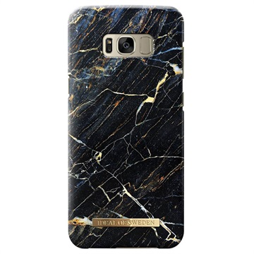 Samsung Galaxy S8+ iDeal of Sweden Fashion Cover - Port Laurent Marble