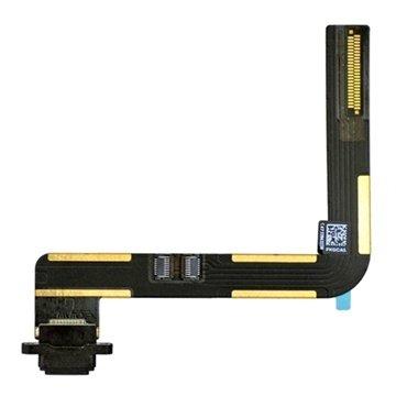 iPad Air Oplaad Connector Flexkabel Zwart