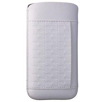 Ozaki Ozaki, O!coat Nature Rain beschermhoes voor iPhone 5 (Wit) (OC551RA)