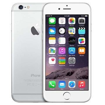 iPhone 6 16GB Fabriek Gereviseerd Zilver