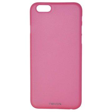 iPhone 6 / 6S Nevox StyleShell Air PP Cover Roze Doorzichtig