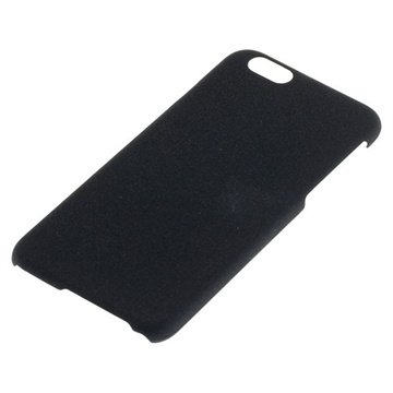 iPhone 6 / 6S PC Cover Sand Zwart