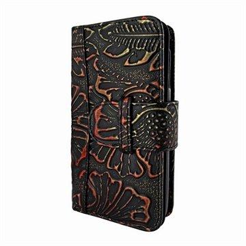 iPhone 6-6S Piel Frama Wallet Leren Hoesje Nspire Zwart