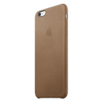 Apple Leder Case iPhone Case Geschikt voor model (GSM's): Apple iPhone 6S Plus, Apple iPhone 6 Plus