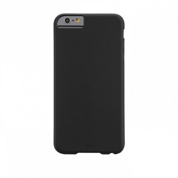 iPhone 6 Plus / 6S Plus Case-Mate Barely There Cover Zwart