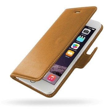 iPhone 6 Plus / 6S Plus PDair Leren Case NP3TIP6PBX1 Bruin