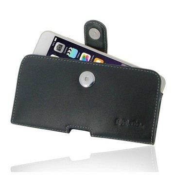 iPhone 6 Plus / 6S Plus PDair Leren Case 3BIP6PP01 Zwart
