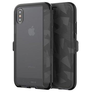 Tech21 Evo Wallet iPhone X Zwart