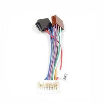ISO Adapter Kabel Mitsubishi
