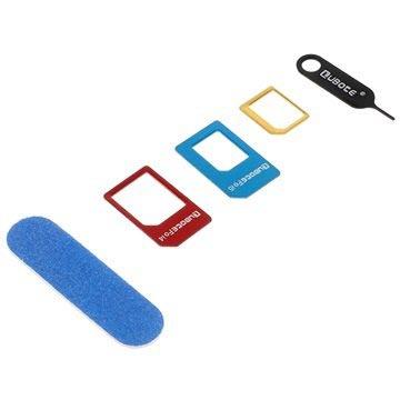 3 in 1 SIM Kaart Adapter Set