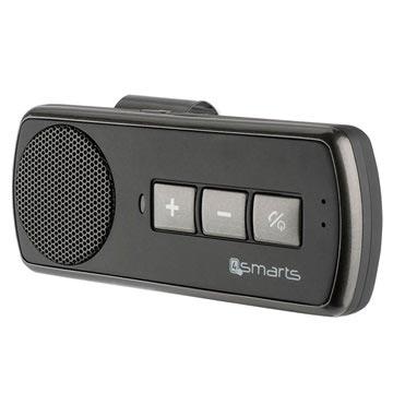 4smarts Gigatooth B5 Bluetooth Carkit Zwart