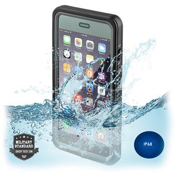 4smarts Nautilus Waterdicht Hoesje iPhone 7 Plus-6 Plus-6S Plus Zwart