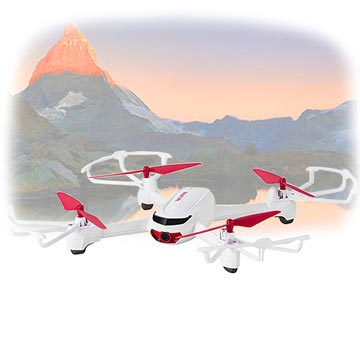 Acme X9100 Drone met GPS Wit