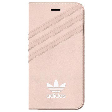 Adidas Originals Booklet case Vapour iPhone 7 Grijs-Wit