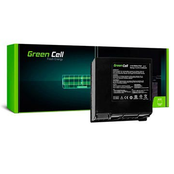 Asus ROG G74SX Green Cell Accu 4400mAh