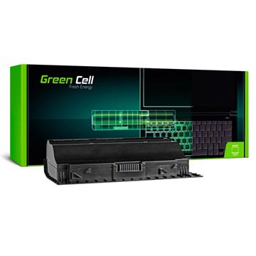 Asus ROG G75VW Green Cell Accu 4400mAh