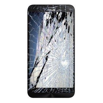 Asus Zenfone 2 ZE550ML LCD & Touchscreen Reparatie Zwart