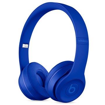 Beats by Dr. Dre Beats Solo3 Hoofdband Stereofonisch Bedraad-Draadloos Blauw mobielehoofdtelefoon