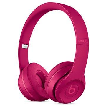 Beats by Dr. Dre Beats Solo3 Hoofdband Stereofonisch Bedraad-Draadloos Rood mobielehoofdtelefoon