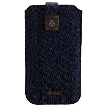 Commander Milano Universele Smartphone Tas XXL 5.2 Jeans