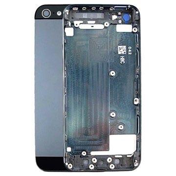 Compatibele iPhone 5 Batterij Cover Grijs