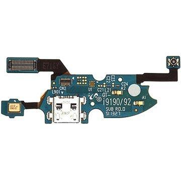 Samsung Galaxy S4 mini I9190-I9195 flex kabel med oplaad connector compatibel