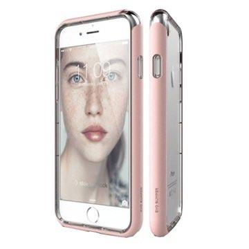 iPhone 7 Elago Evo Bumper Cover Roze
