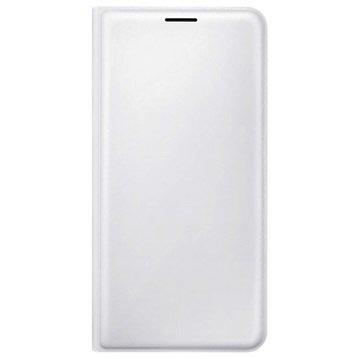 Samsung J5 2016 J510 Flip Wallet White EF-WJ510PWEGWW