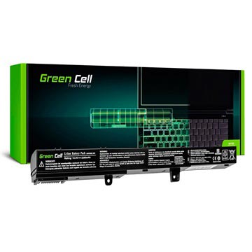 Green Cell Laptop Accu Asus X551CA, X451CA, A551CA 2200mAh