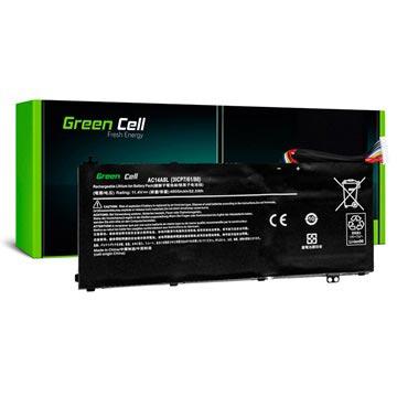 Green Cell Accu Acer Aspire V Nitro 15, V Nitro 17 4605mAh