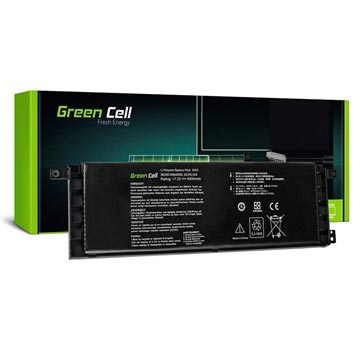 Green Cell Accu Asus A553, D553, F553, X453, X553 4000mAh