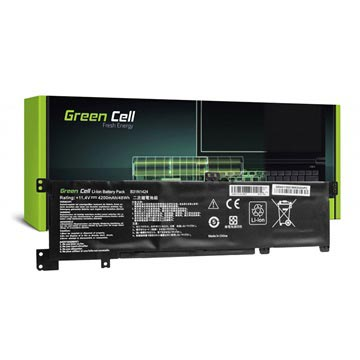 Green Cell Accu Asus K401, V401, A401, R415 4200mAh