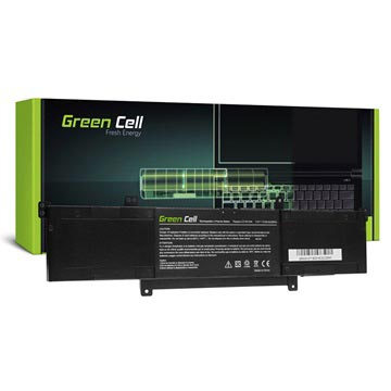 Green Cell Accu Asus VivoBook S301, Q301 5130mAh