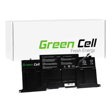 Green Cell Accu Asus ZenBook UX31, UX31A, UX31E 6800mAh