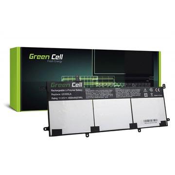 Asus Zenbook UX305LA, UX305UA Green Cell Accu 4500mAh