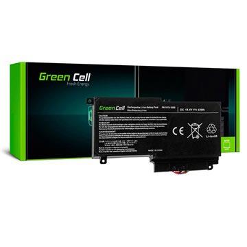 Green Cell Accu Toshiba Satellite L40-A, L50-A, P50-A, S50-A 2838mAh