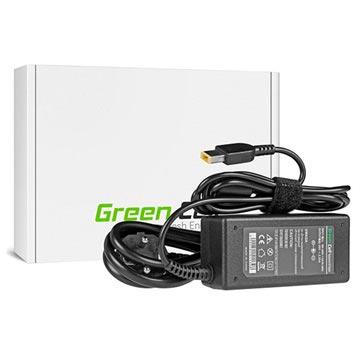Green Cell Oplader-Adapter Lenovo IdeaPad, Flex, Yoga 45W