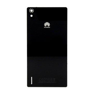 Huawei Ascend P7 Batterij Cover Zwart