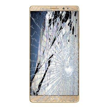 Huawei Mate 8 LCD & Touchscreen Reparatie Goud