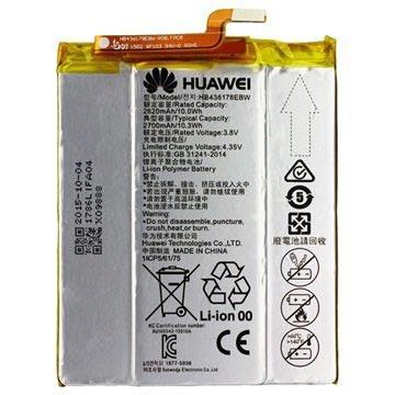 Huawei Mate S Batterij HB436178EBW 2700mAh