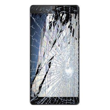 Huawei P8 LCD & Touchscreen Reparatie Zwart