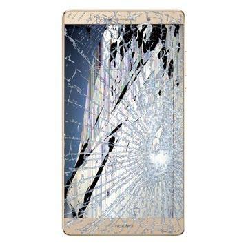 Huawei P8 LCD & Touchscreen Reparatie Goud