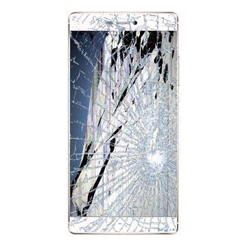 Huawei P8 LCD & Touchscreen Reparatie Wit