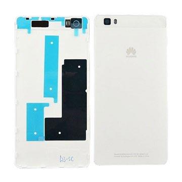 Huawei P8 Lite Batterij Cover Wit