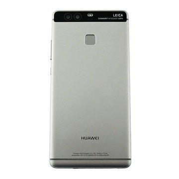 Huawei P9 Batterij Cover Grijs