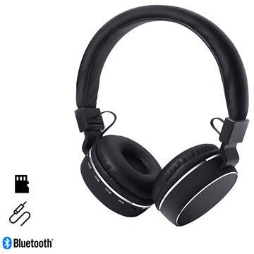 HyperGear V60 Opvouwbare Draadloze Koptelefoon Zwart